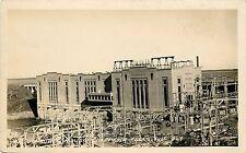1920s Real Photo Postcard; Wissota Power House, Chippewa Falls WI Electric