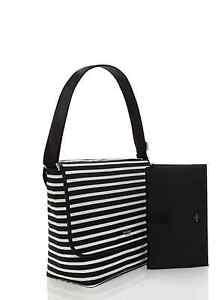 NWT Kate Spade Classic Nylon Kent Baby Messenger Bag