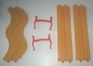 Ideal Motorific Racerific Ramps with Trestles and Steering Track