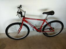 1995 SPECIALIZED ROCKHOPPER ALUMINUM RED DIRECT DRIVE A-1
