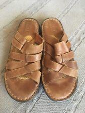 Bjorn Leather Sandals Women's 7
