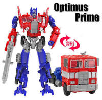 "Transformer Of Extinction Voyager Optimus Prime Evasion 7"" Action Figure Toy DIY"