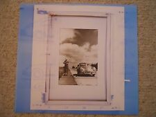 Porsche 356 Split Window Coupe Showroom Advertising Poster RARE!! Awesome (1998)