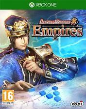 Dynasty Warriors 8 Empires (XBOX ONE) BRAND NEW SEALED ENGLISH
