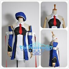 BlazBlue Calamity Trigger Noel Vermillion Calamity Trigger Cosplay Costume Dress