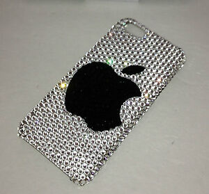 Crystal Case Cover fits Iphone XS MAX Made with Swarovski Crystals