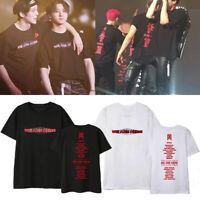 KPOP I.M T-shirt MONSTA X Tshirt Casual Tee ZD737