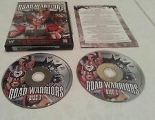 WWF - Road Warriors: The Life and Death of the Most Dominant Tag Team Rare DVD