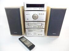 TECHNICS SE-HD310 AMPLIFICATEUR/CASSETTE/TUNER/HAUT PARLEUR/partie CD a reparer