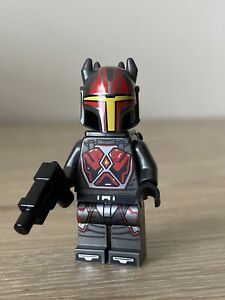 *NEW* LEGO Star Wars Gar Saxon Figure Minifigure 75316