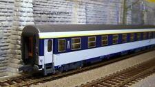ROCO 45385 HO COUCHETTE CORAIL 1 CL SNCF CASQUETTE 1/87 WABGON VOITURE