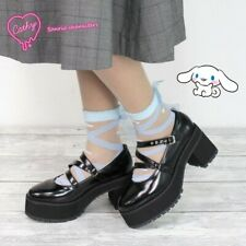 Sanrio Cinnamoroll Socks Back Ribbon Transparent Cahty Japan Limited Cosplay