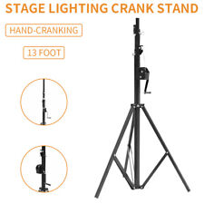 Light Stand Global Truss 13 Feet Dj & Stage Lighting Crank Trussing 113 Kg load