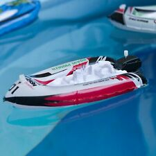 Pool Toy Speed Boat Set for Boys Girls Toddlers Yacht Toy in Bathtub 6 Pack