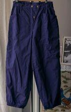 Vintage Women Snow Ski Pants GUDRUN SJODEN Size M