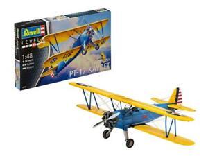 Revell Stearman PT-17 Kaydet 1:48 Scale Kit #03957