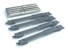 T Gauge 1:450 Scale Set of 4 Adjustable Chassis Units 023