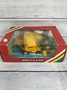 Britains 1:32 Sperry New Holland 940 Hay Baler #9556 In Original Box