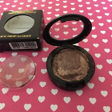 MAC EYE SHADOW MINERALIZE UNTIL DAWN - 100% AUTHENTIC - Flawed