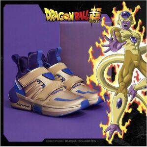 "Anta x Dragon Ball Super ""Golden Frieza"" Men's Basketball Culture Shoes"
