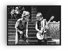 Randy Rhoads Ozzy Osbourne Poster 19x13 Diary Of A Madman Tour