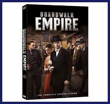 BOARDWALK EMPIRE - COMPLETE HBO SEASON 2 ***BRAND NEW DVD***