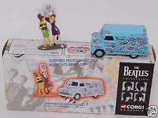 BEATLES FAB 4 BEDFORD CA GRAFFITI VAN  NEW ONLY ONE LEFT