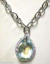 Swarovski Hyacinth Pastel Pendant Necklace Crystal Jewelry - 1128047 - NIB