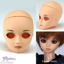 Parabox 1/6 Female 21-27cm Obitsu Figure Makeup Gretel Eye Holes Head (Natural)