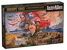 Axis & Allies Europe 1940 + Pacific 1940 - FIRST EDITION -