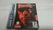 Nintendo Game Boy Advance GBA Terminator 3 Rise of the Machines PAL ESP