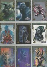 "Black Panther - ""Streets of Wakanda"" 14 Card Chase Set #SW1-14"