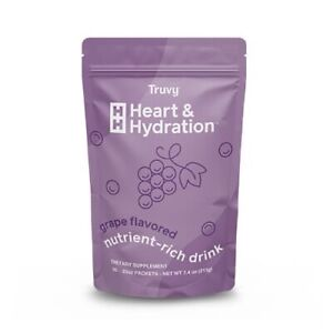 truvision 30 day Heart And Hydration