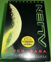 Alien Saga (VHS Kassetten) Alien, Aliens und Alien 3