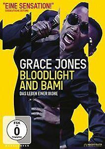 Grace Jones: Bloodlight and Bami (OmU) von Sophie Fi...   DVD   Zustand sehr gut