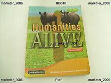 HUMANITITIES ALIVE BEDSON EWBANK SMITH 2ND EDITION JACARANDAPLUS 2010