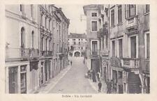C3680) SCHIO (VICENZA), VIA GARIBALDI, NEGOZIO DI CARTOLINE.