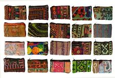 Small Purse Bag Pouch Vintage Handmade Banjara 20 Pieces Wholesale Lot