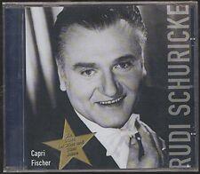 Rudi Schuricke Caprifischer-Die Stars der 20er u. 30er Jahre (15 tracks, .. [CD]