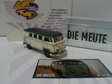 """Brekina - Volkswagen T1b Kombi weiß-verschmutzt """" Die Meute """" 1:87 100 pcs."""