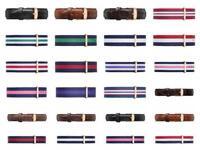 NEW Daniel Wellington Nylon Type Strap Band 20mm || DW 40mm Watch || Genuine DW