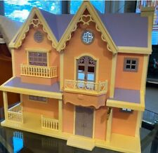 SANRIO Hello Kitty Play House set, CHECK PICS FOR ACCESSORIES+INSIDE
