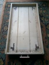 Vintage Art Deco Kitchen Drawer On Wheels