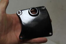 black FXR primary inspection cover mid foot controls Harley FXRT FXRP EPS20549