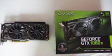 EVGA GeForce GTX 1080 Ti SC Black Edition Gaming, 11GB GDDR5X, OVP & Garantie