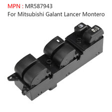 MR587943 Master Power Window Control Switch for Galant Lancer Montero Front Left