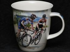 DUNOON CYCLING Fine Bone China NEVIS Mug