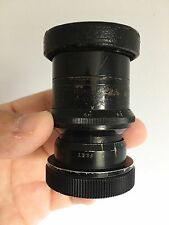 "Dallmeyer 2"" f1.9 Kinematograph VIntage Leica Lens m39 LTM Angenieux Cooke"
