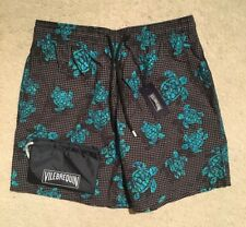 f8efd83119 Vilebrequin Moorea Turtle Checked Swim Shorts - Noir RRP: £190.00