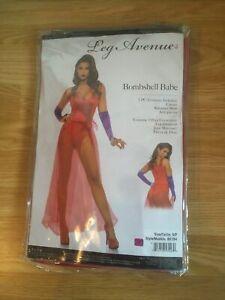 Leg Avenue Bombshell Babe 3piece Costume SMALL